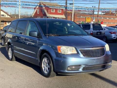2012 Chrysler Town and Country for sale at Active Auto Sales in Hatboro PA