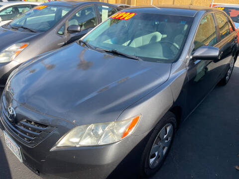 2009 Toyota Camry for sale at CARZ in San Diego CA
