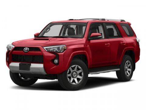 2017 Toyota 4Runner for sale at Park Place Motor Cars in Rochester MN