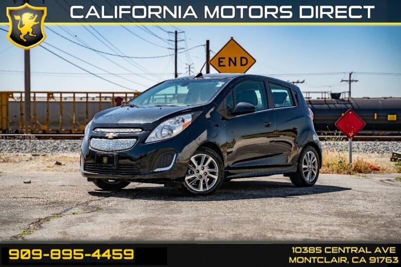 2015 Chevrolet Spark EV for sale in Montclair, CA