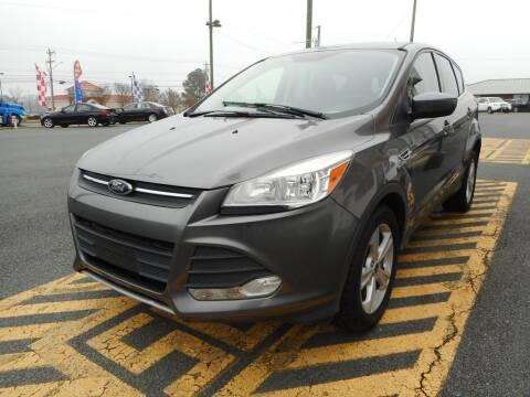 2014 Ford Escape for sale at Auto America - Monroe in Monroe NC