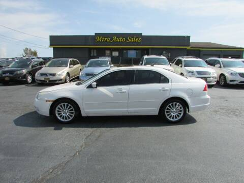 2009 Mercury Milan for sale at MIRA AUTO SALES in Cincinnati OH