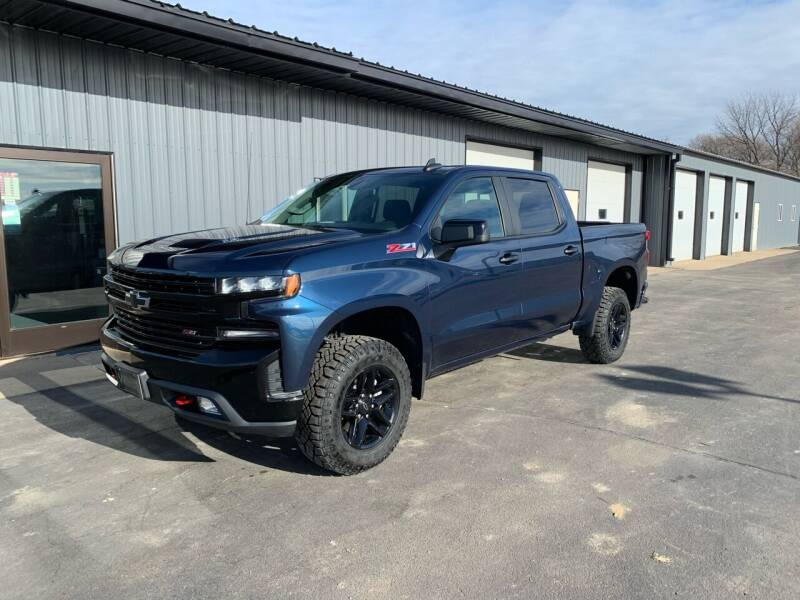2020 Chevrolet Silverado 1500 for sale at Welcome Motor Co in Fairmont MN