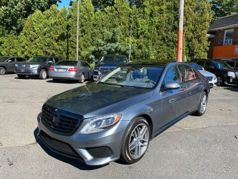 2017 Mercedes-Benz S-Class for sale at The Car House in Butler NJ