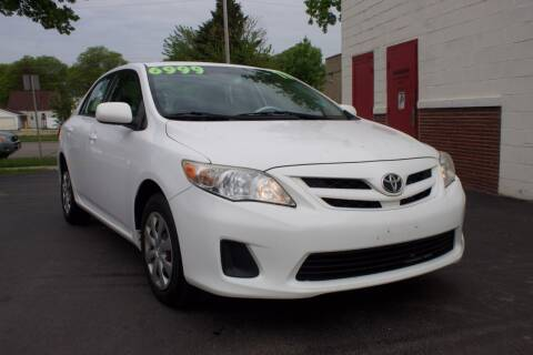 2011 Toyota Corolla for sale at Square Business Automotive in Milwaukee WI