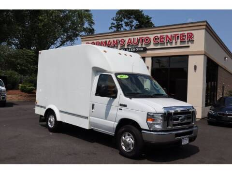 2013 Ford E-Series Chassis for sale at DORMANS AUTO CENTER OF SEEKONK in Seekonk MA