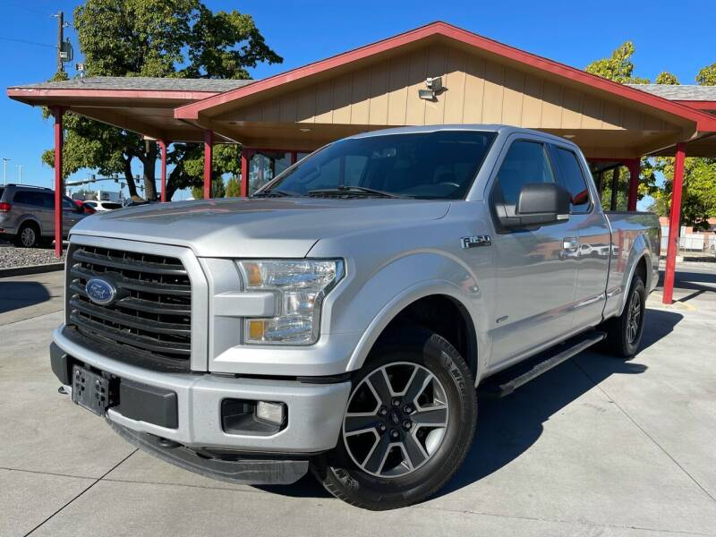 2016 Ford F-150 for sale at ALIC MOTORS in Boise ID