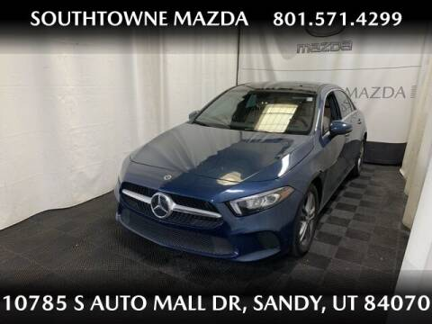 2020 Mercedes-Benz A-Class for sale at Southtowne Mazda of Sandy in Sandy UT