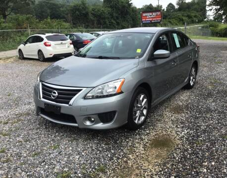 2014 Nissan Sentra for sale at Arden Auto Outlet in Arden NC