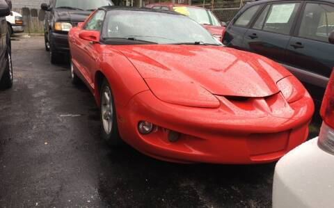 2002 Pontiac Firebird for sale at Jeff Auto Sales INC in Chicago IL