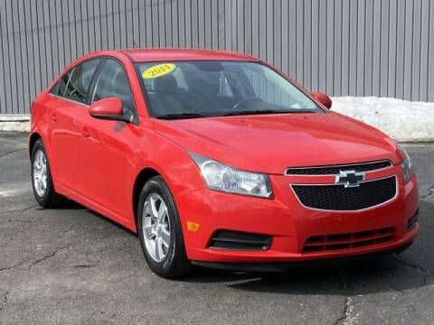 2014 Chevrolet Cruze for sale at Bankruptcy Auto Loans Now - powered by Semaj in Brighton MI