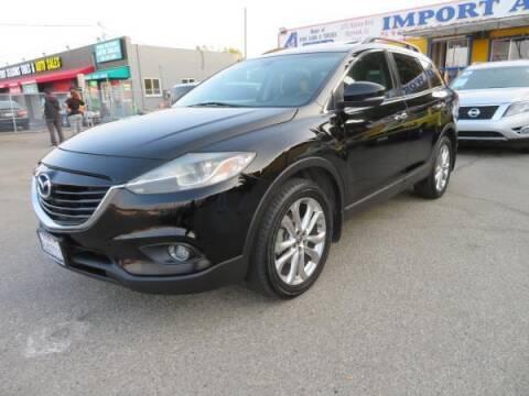 2013 Mazda CX-9 for sale at Import Auto World in Hayward CA