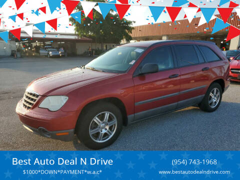 2008 Chrysler Pacifica for sale at Best Auto Deal N Drive in Hollywood FL