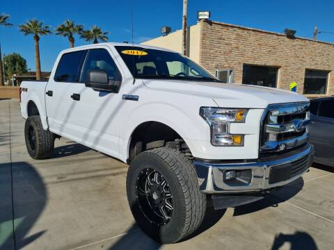 2017 Ford F-150 for sale at A AND A AUTO SALES in Gadsden AZ