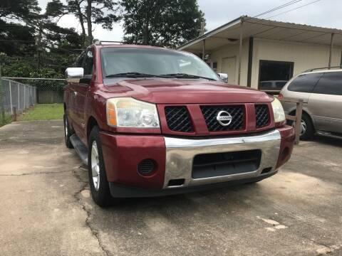 2006 Nissan Armada for sale at Port City Auto Sales in Baton Rouge LA