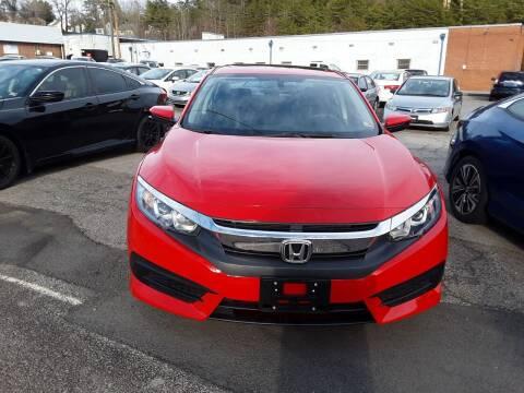 2018 Honda Civic for sale at Auto Villa in Danville VA