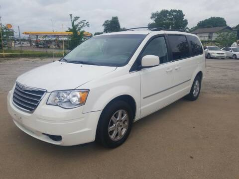 2010 Chrysler Town and Country for sale at Nile Auto in Fort Worth TX
