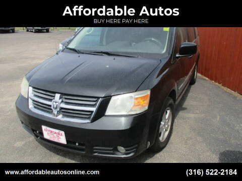 2010 Dodge Grand Caravan for sale at Affordable Autos in Wichita KS