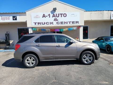 2010 Chevrolet Equinox for sale at A-1 AUTO AND TRUCK CENTER in Memphis TN