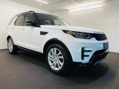 2018 Land Rover Discovery for sale at Champagne Motor Car Company in Willimantic CT