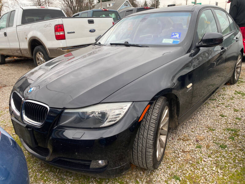 2009 BMW 3 Series for sale at GREENLIGHT AUTO SALES in Akron OH