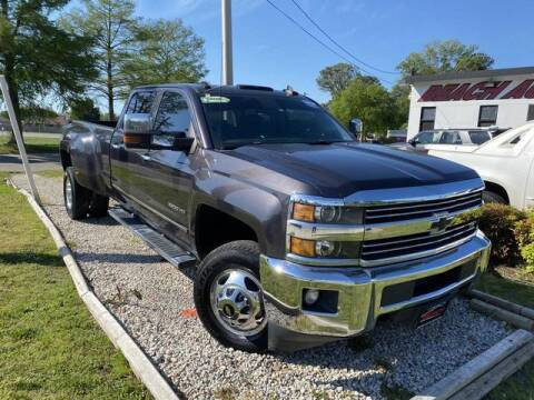 2015 Chevrolet Silverado 3500HD for sale at Beach Auto Brokers in Norfolk VA