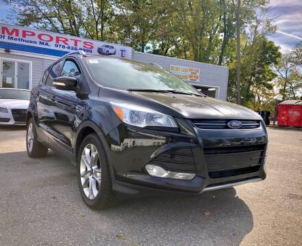 2014 Ford Escape for sale at Top Line Import of Methuen in Methuen MA