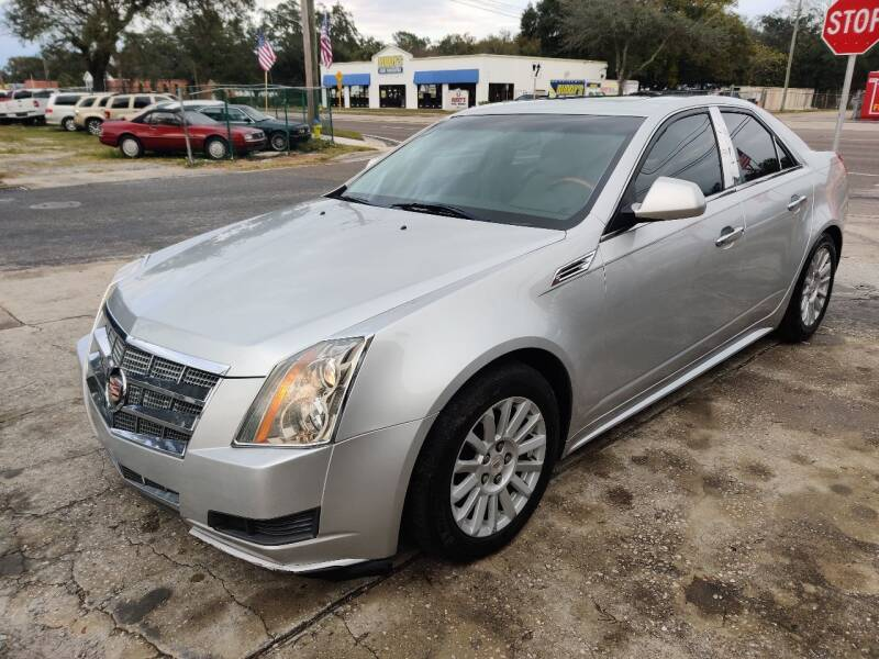 2010 Cadillac CTS for sale at Advance Import in Tampa FL