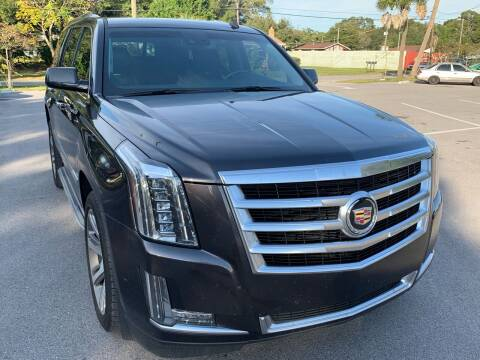 2015 Cadillac Escalade for sale at Consumer Auto Credit in Tampa FL