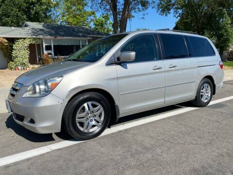 2005 Honda Odyssey for sale at CALIFORNIA AUTO GROUP in San Diego CA