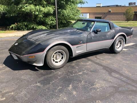 1978 Chevrolet Corvette for sale at Branford Auto Center in Branford CT