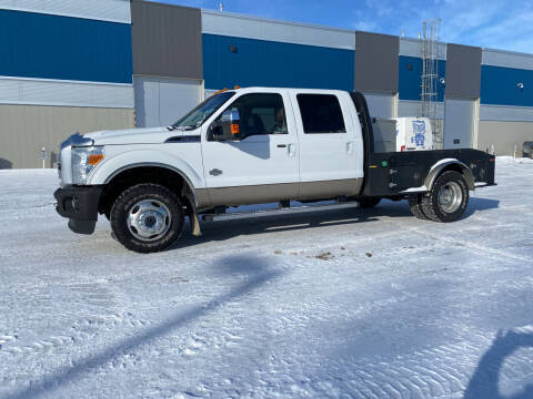 2011 Ford F-350 Super Duty for sale at Canuck Truck in Magrath AB