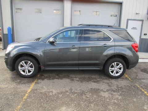 2010 Chevrolet Equinox for sale at Sally & Assoc. Auto Sales Inc. in Alliance OH
