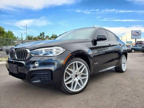 2015 BMW X6 for sale at LA Motors LLC in Denver CO