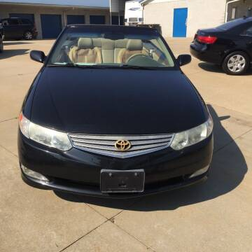 2002 Toyota Camry Solara for sale at New Rides in Portsmouth OH