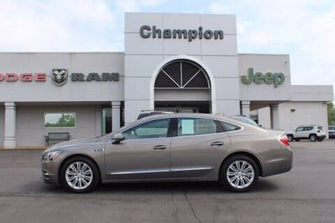 2019 Buick LaCrosse for sale at Champion Chevrolet in Athens AL