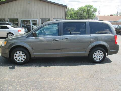 2010 Chrysler Town and Country for sale at Home Street Auto Sales in Mishawaka IN