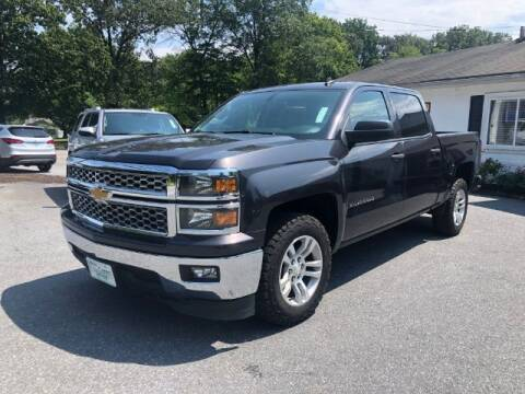 2014 Chevrolet Silverado 1500 for sale at Sports & Imports in Pasadena MD