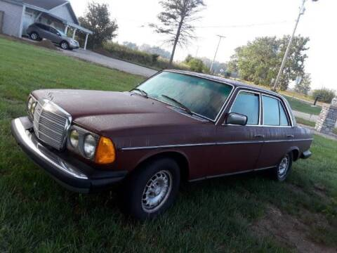 1980 Mercedes-Benz 300-Class for sale at Classic Car Deals in Cadillac MI