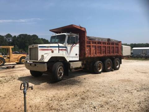 1985 Autocar WXLL for sale at Ramsey Truck Sales LLC in Benton AR