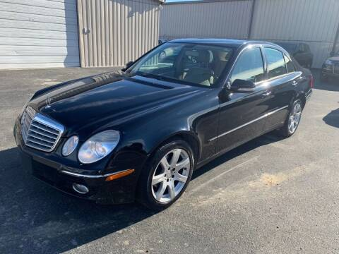 2008 Mercedes-Benz E-Class for sale at Driving Xcellence in Jeffersonville IN