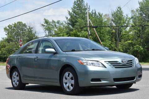 2008 Toyota Camry for sale at GREENPORT AUTO in Hudson NY