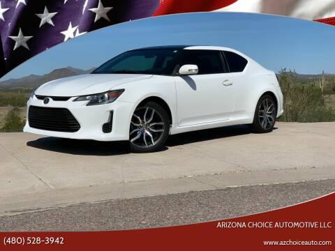 2014 Scion tC for sale at Arizona Choice Automotive LLC in Mesa AZ