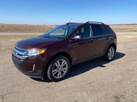2011 Ford Edge for sale at TNT Auto in Coldwater KS