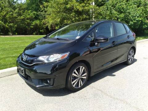 2016 Honda Fit for sale at Jan Auto Sales LLC in Parsippany NJ