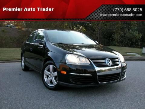 2008 Volkswagen Jetta for sale at Premier Auto Trader in Alpharetta GA