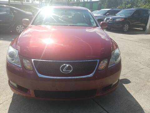 2006 Lexus GS 300 for sale at Track One Auto Sales in Orlando FL