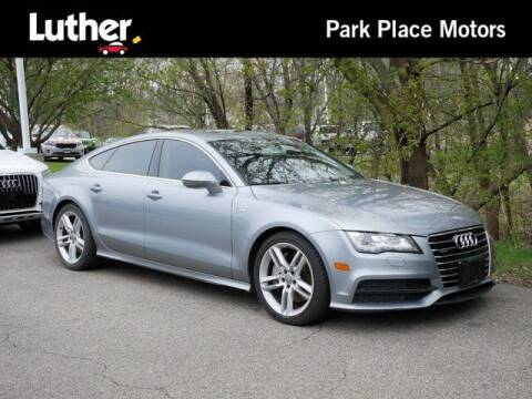 2012 Audi A7 for sale at Park Place Motor Cars in Rochester MN