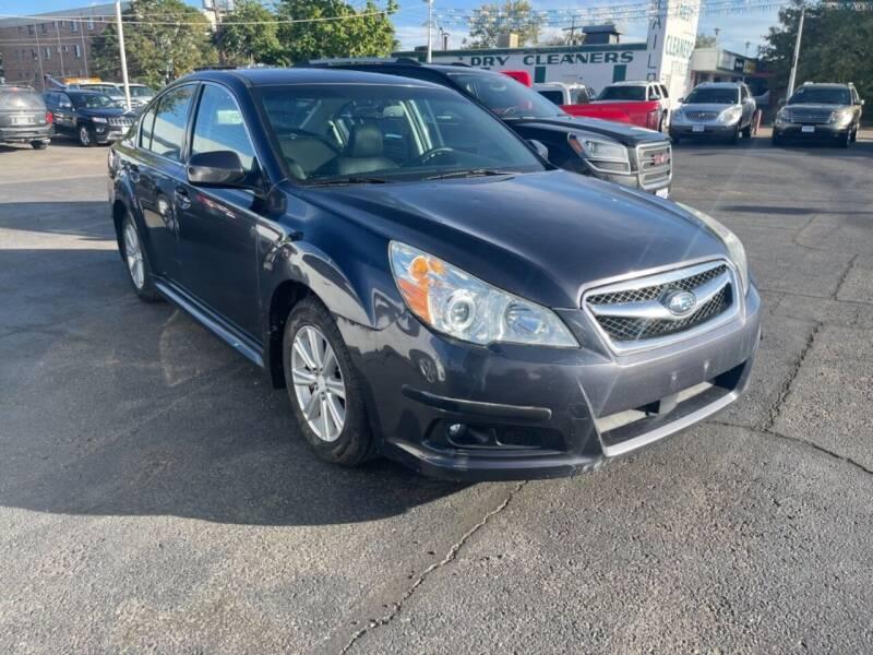 2010 Subaru Legacy for sale at Five Stars Auto Sales in Denver CO