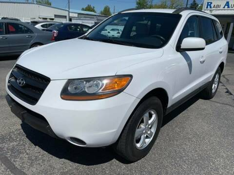 2008 Hyundai Santa Fe for sale at RABI AUTO SALES LLC in Garden City ID